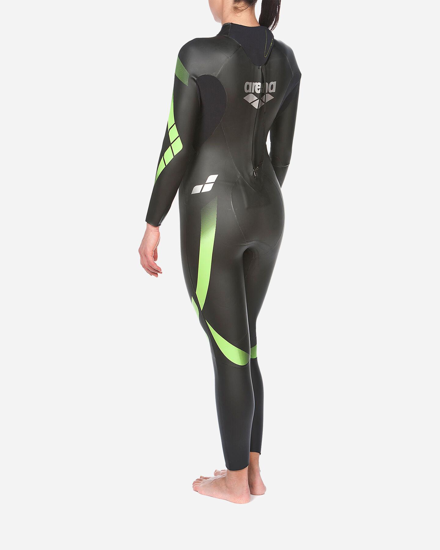 Costume piscina ARENA TRIWET W S4031120 scatto 5