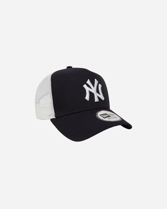 Cappellino NEW ERA NY YANKEES CLEAN TRUCKER M