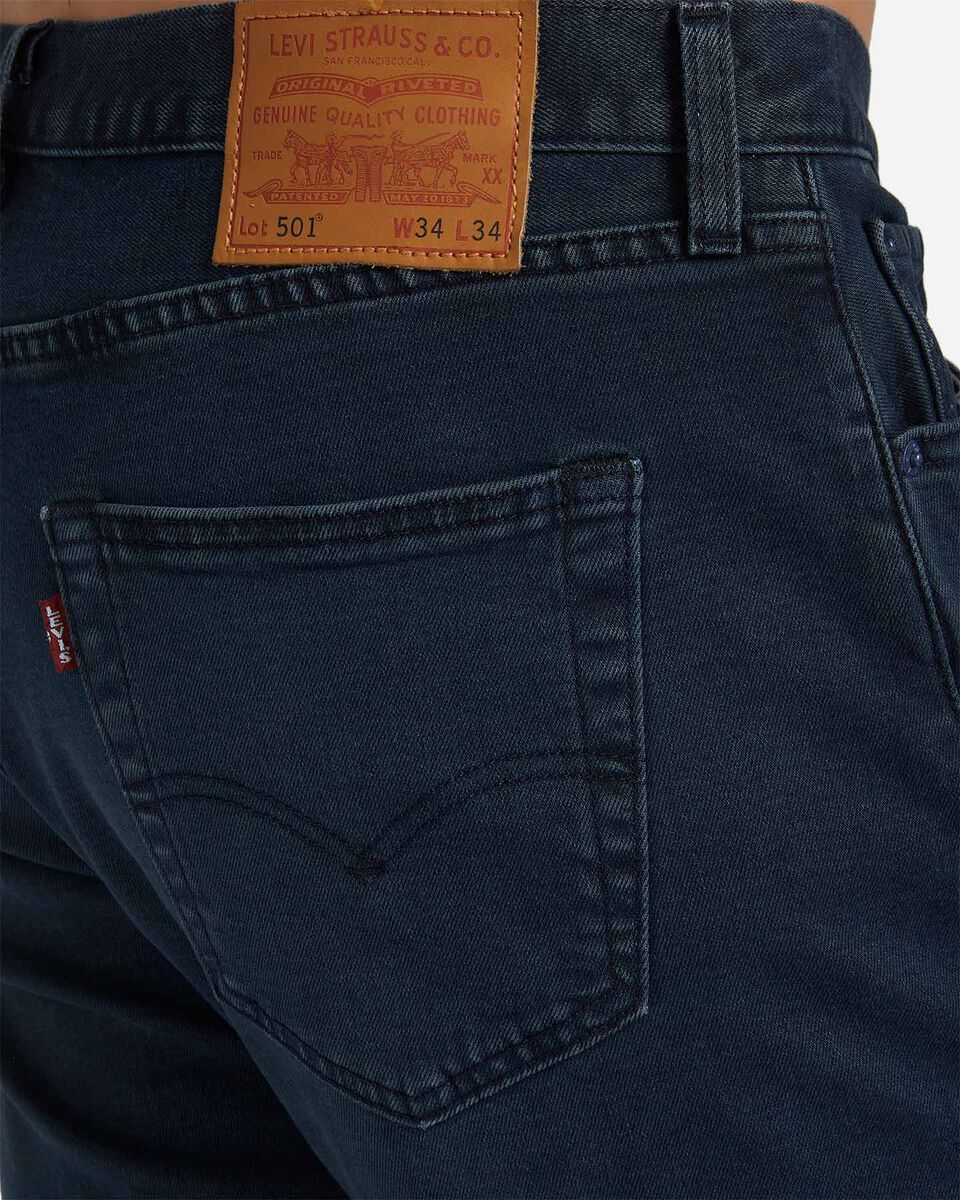 Jeans LEVI'S 501 REGULAR M S4076908 scatto 3