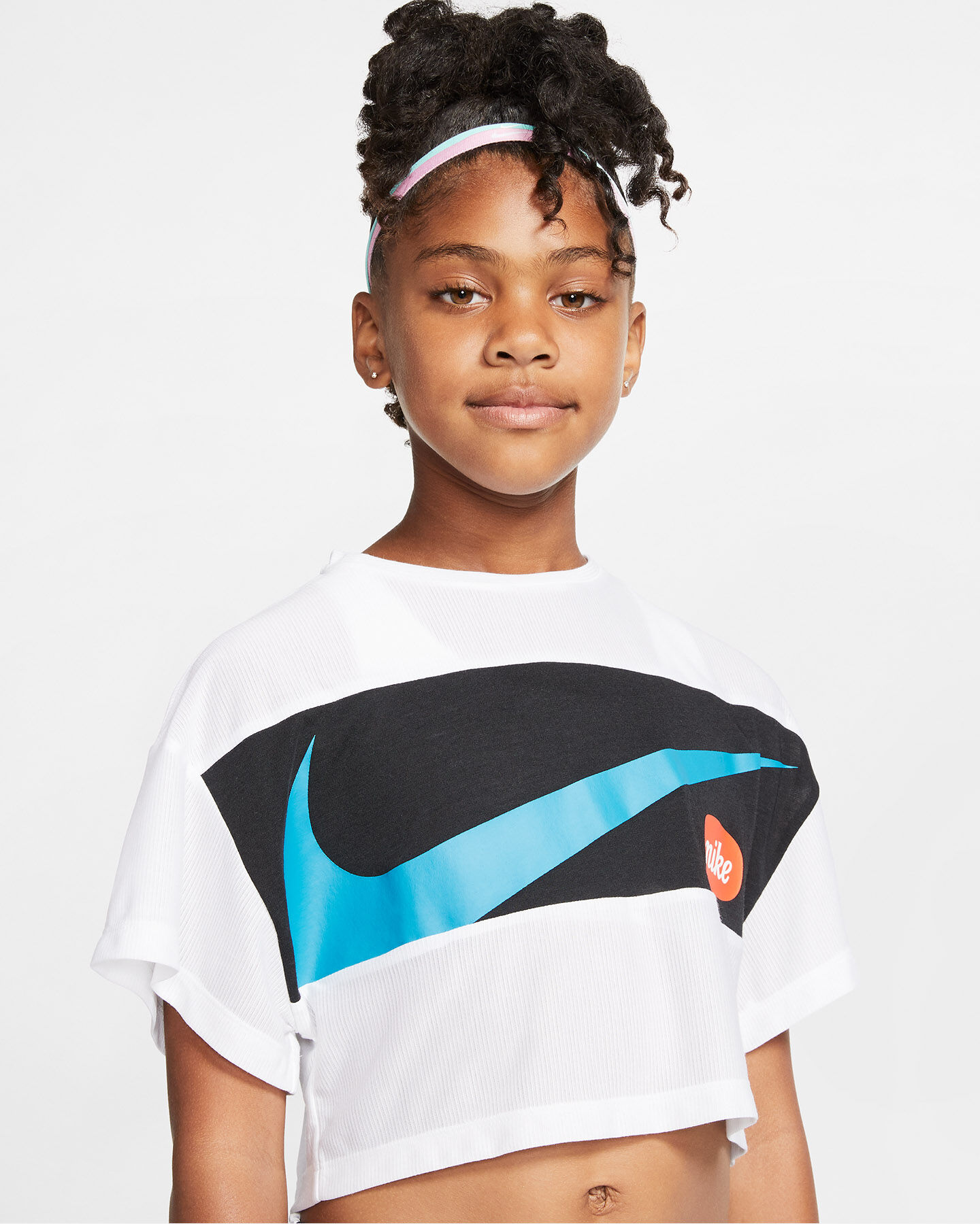 T-Shirt NIKE PHOTO JR S5164531 scatto 4