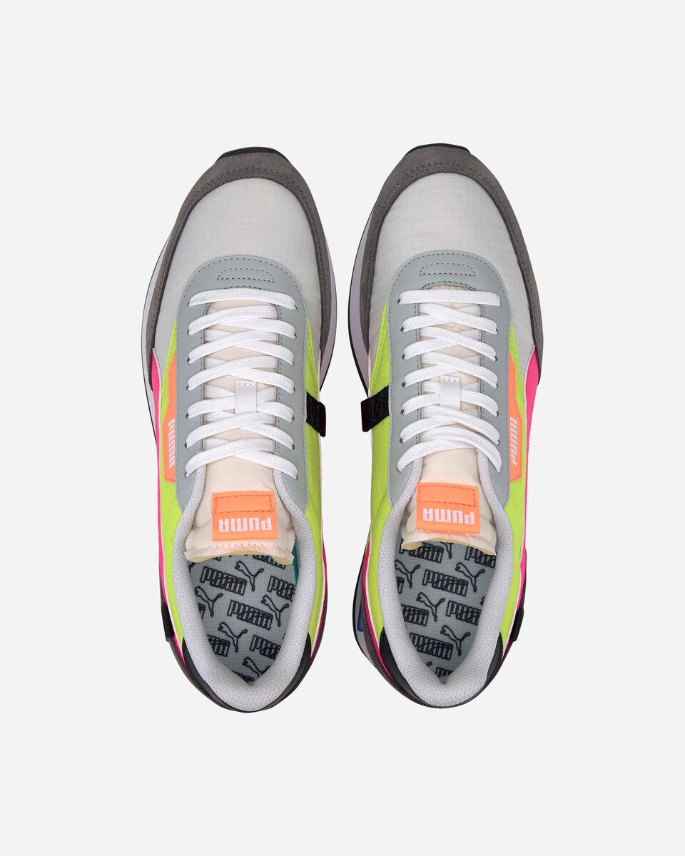 Scarpe sneakers PUMA FUTURE RIDER PLAY ON W S5188685 scatto 3