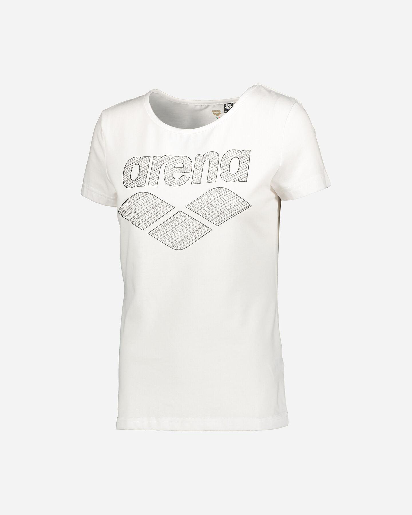 T-Shirt training ARENA DRIFIT BLOGO  W S4087306 scatto 5