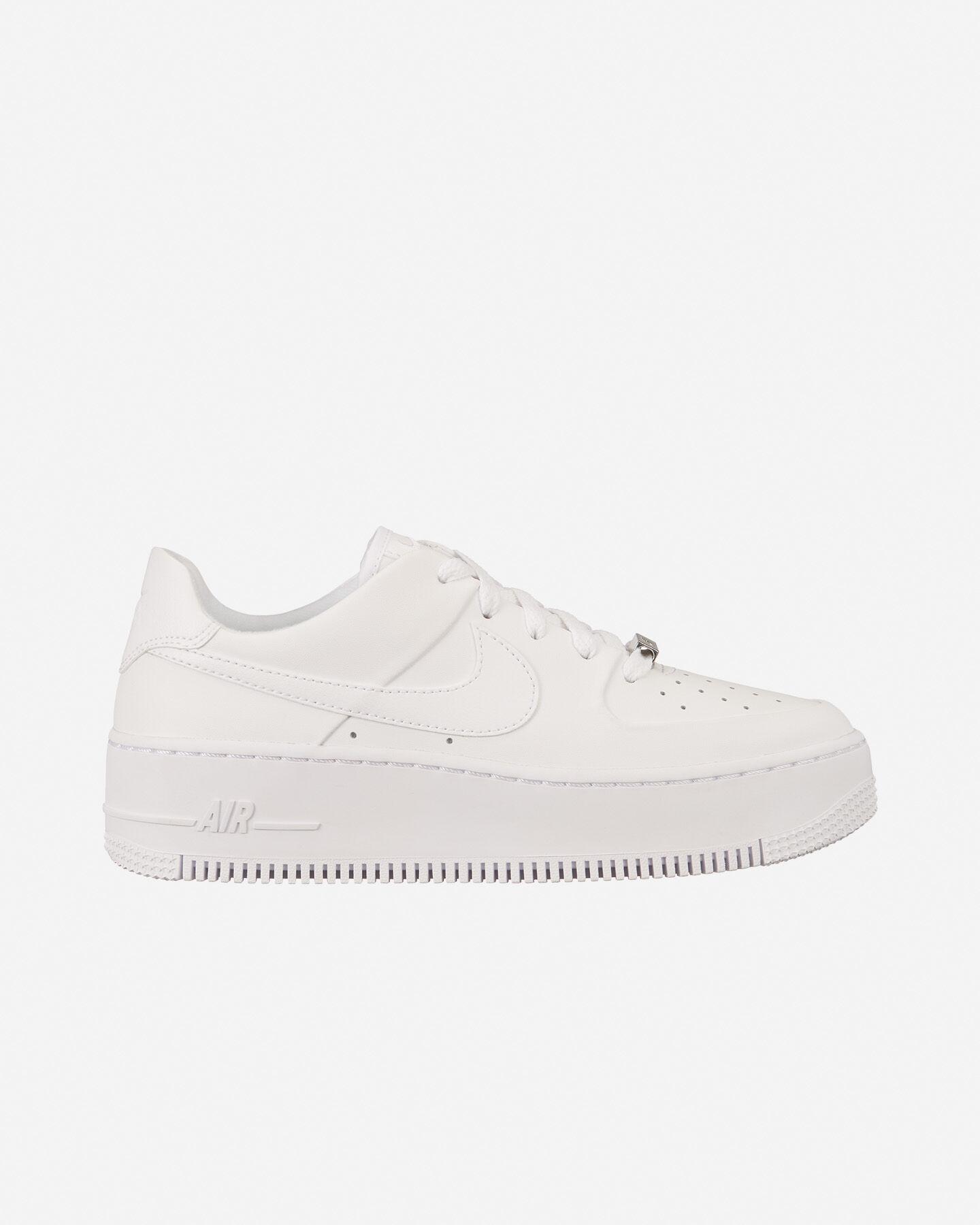 Sneakers Nike Air Force 1 Sage Low White AR5339 100   Freesneak