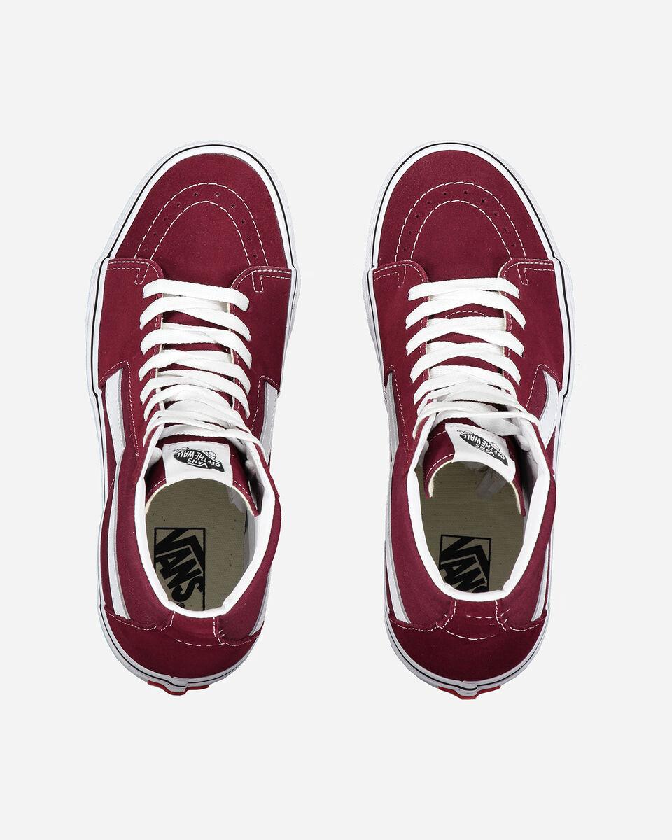 Scarpe sneakers VANS SK8 HI M S5119246 scatto 3