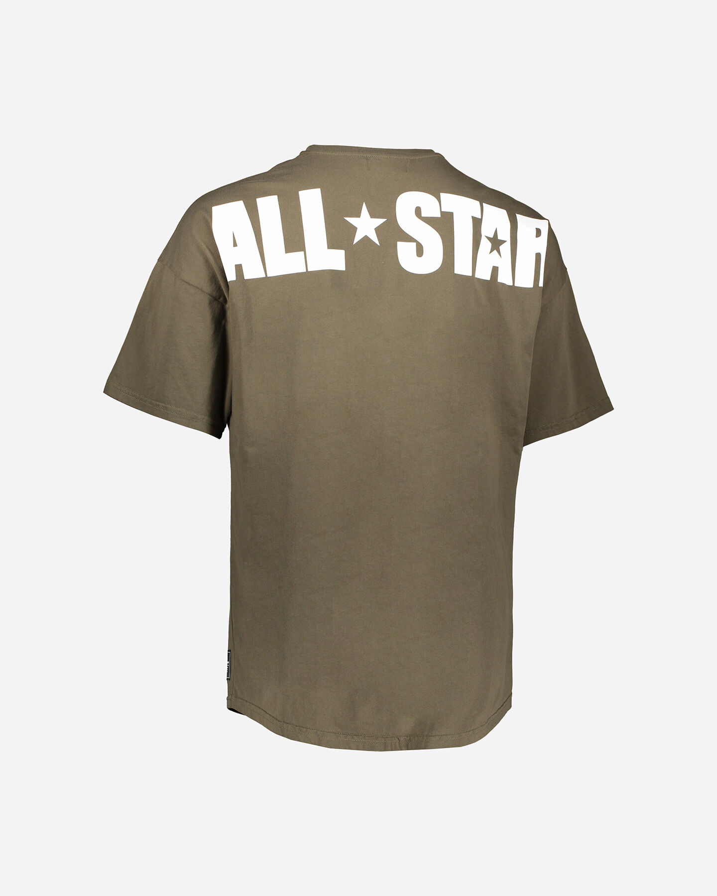 T-Shirt CONVERSE CREW BOLD M S5181020 scatto 1