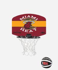 OFFERTE bambino_unisex SPALDING NBA MINIBOARD MIAMI HEAT