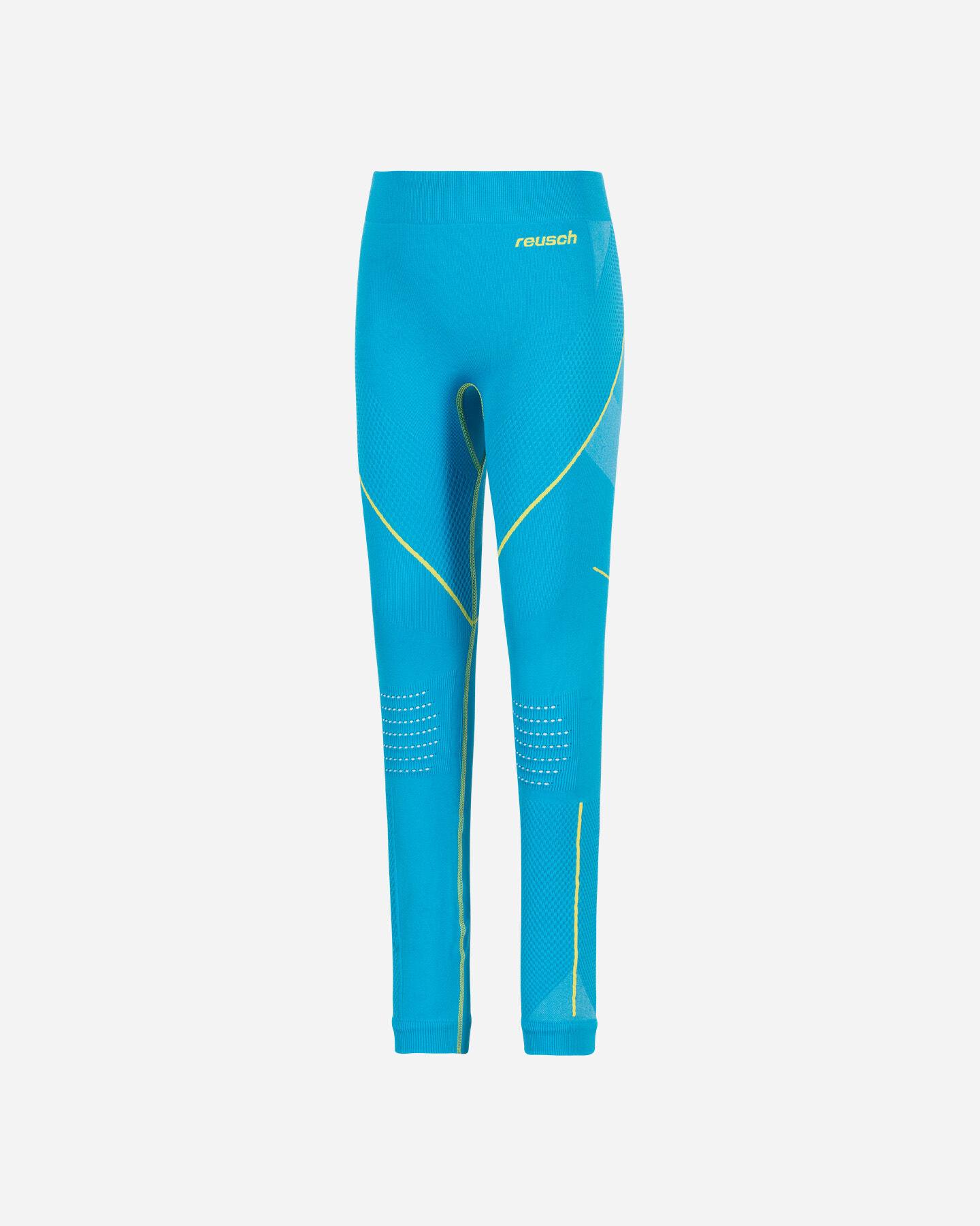 pantaloni termici bambino adidas