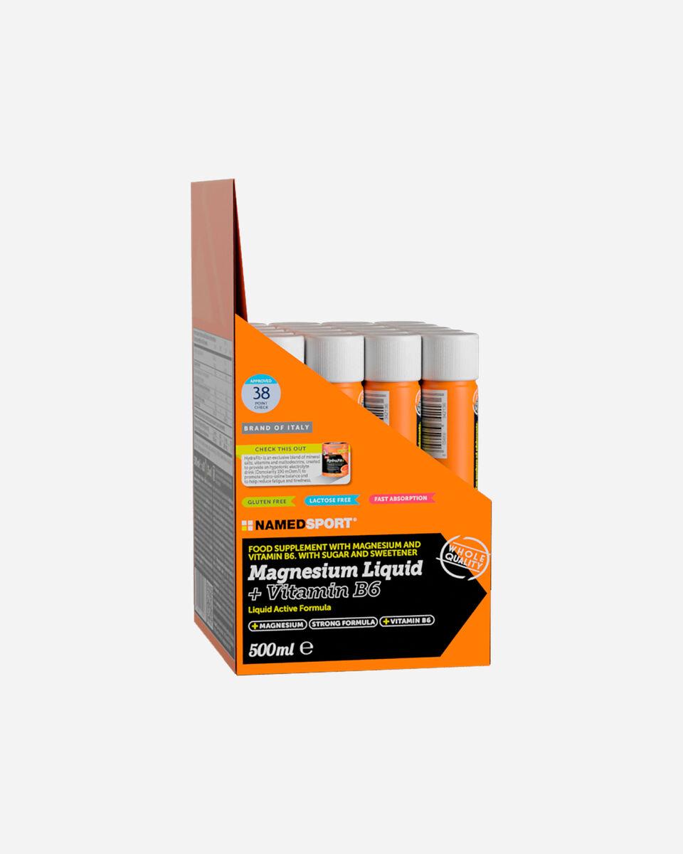 Energetico NAMED SPORT MAGNESIO LIQUIDO+VITAMINA B6 25ML S1311857|1|UNI scatto 1