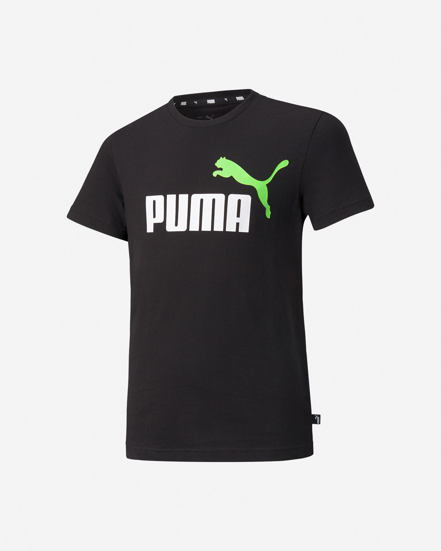 T-Shirt PUMA FLASH JR S5333999 scatto 0