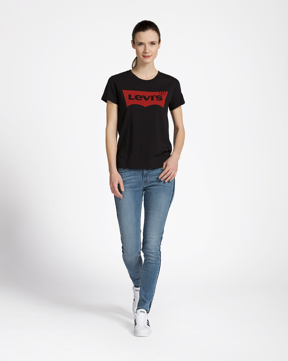 T-Shirt LEVI'S THE PERFECT GRAPHIC W S4063834 scatto 3