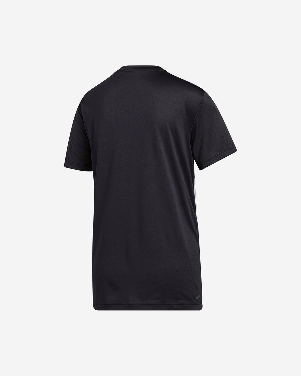T-Shirt training ADIDAS 3 STRIPES W S5218163 scatto 1