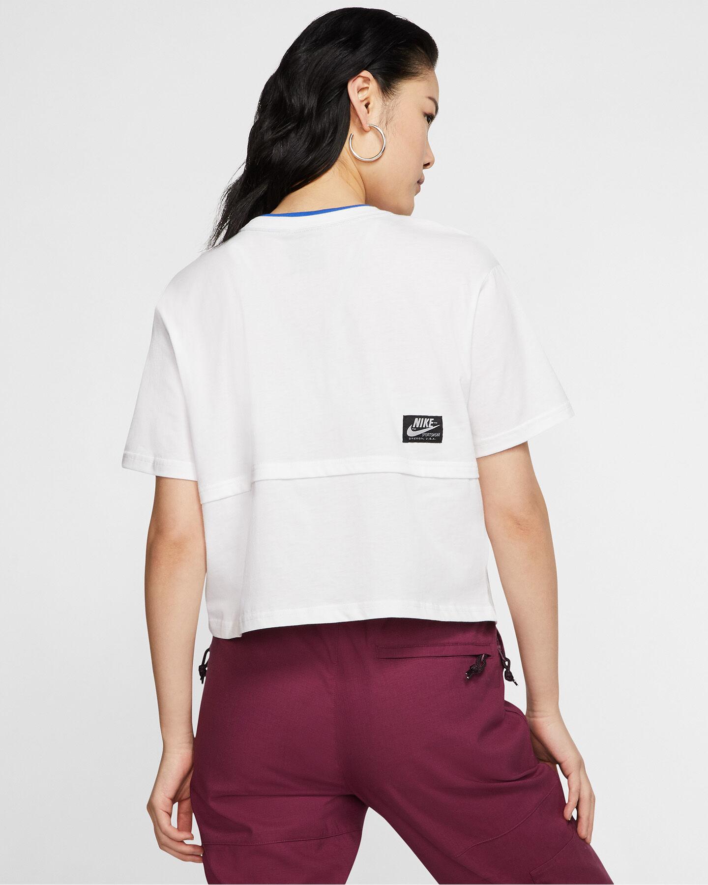 T-Shirt NIKE ICON CLASH W S5164029 scatto 3