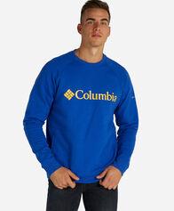 FELPE uomo COLUMBIA LODGE M
