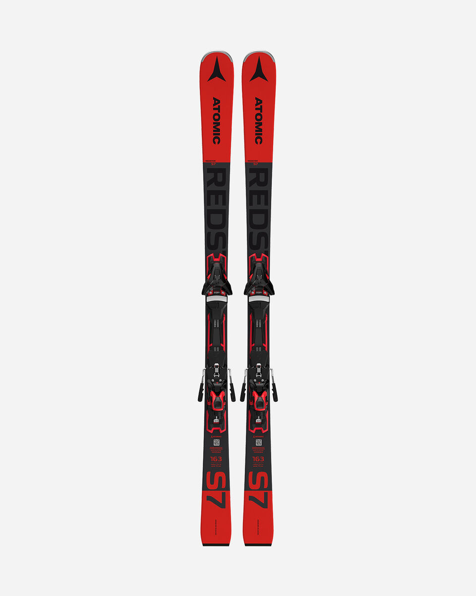 Sci ATOMIC REDSTER S7 + FT 12 GW S5253194 scatto 1