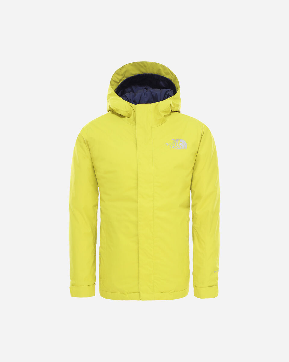 Giacca sci THE NORTH FACE SNOW QUEST JR S5086588 scatto 0