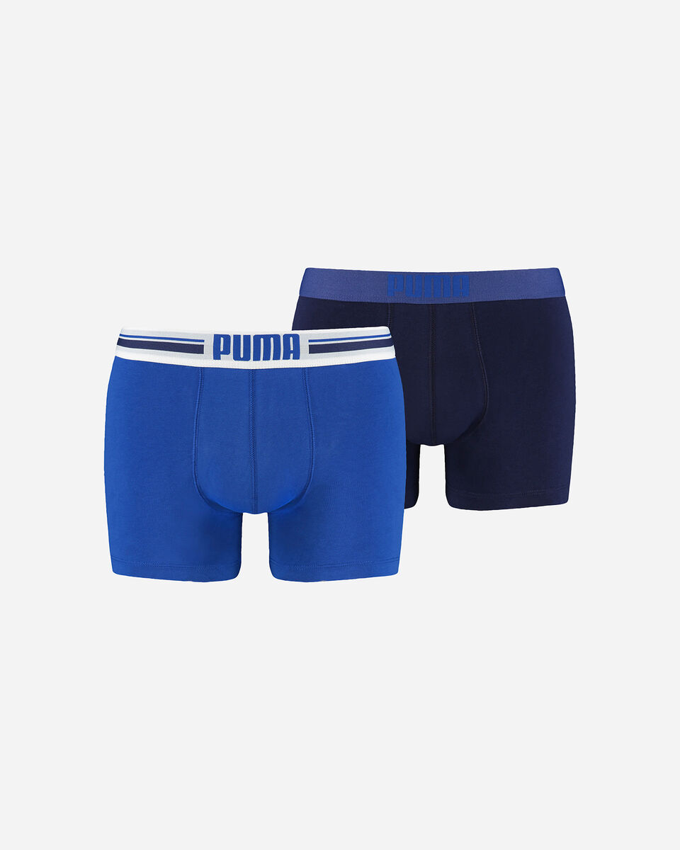 Intimo PUMA PLACED 2PACK M S1312531 scatto 0
