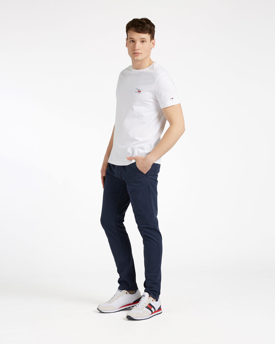 T-Shirt TOMMY HILFIGER SMALL LOGO M S4088735 scatto 1