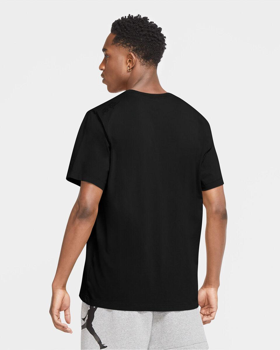 T-Shirt NIKE JORDAN FLIGHT ESSENTIALS M S5237916 scatto 3
