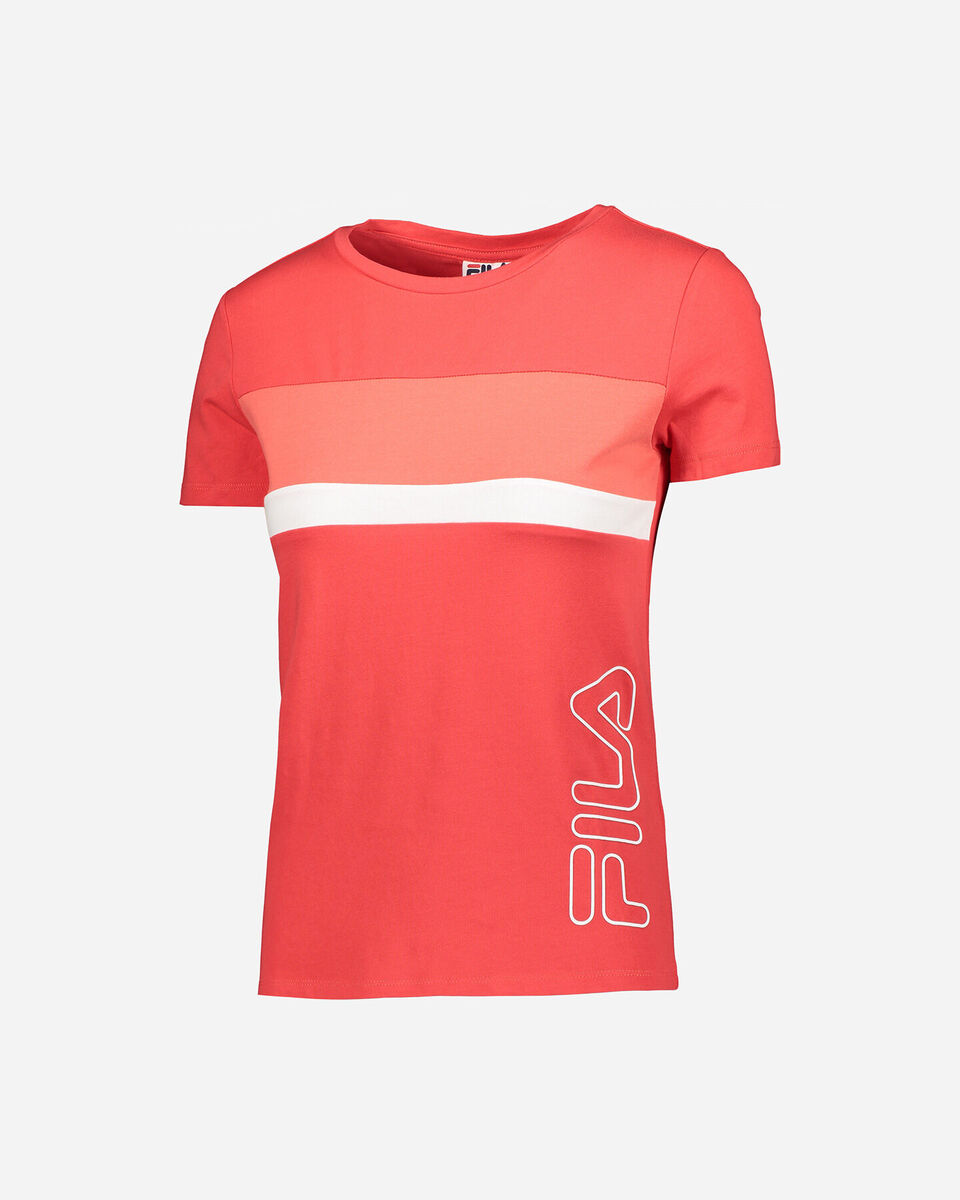 T-Shirt FILA REGULAR COLOR BLOCK W S4089715 scatto 5