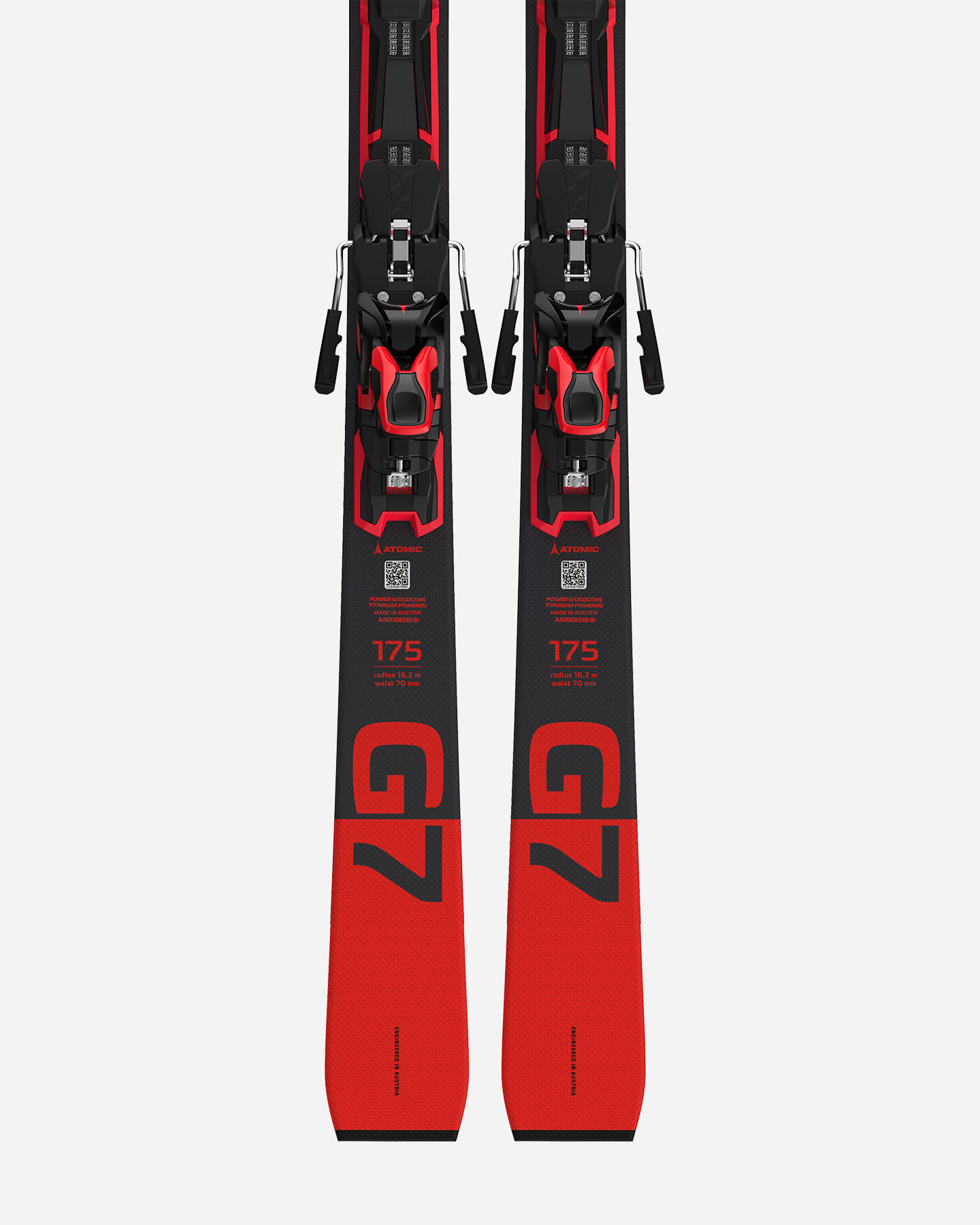 Sci ATOMIC REDSTER G7 + F 12 GW S5253193 scatto 2