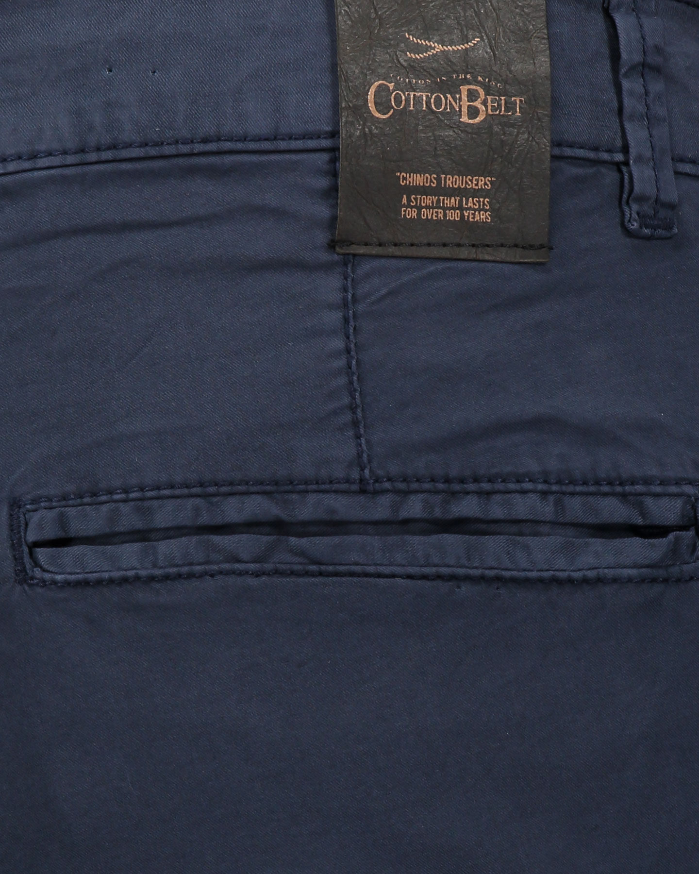 Pantalone COTTON BELT CHINO SLIM M S4065095 scatto 4