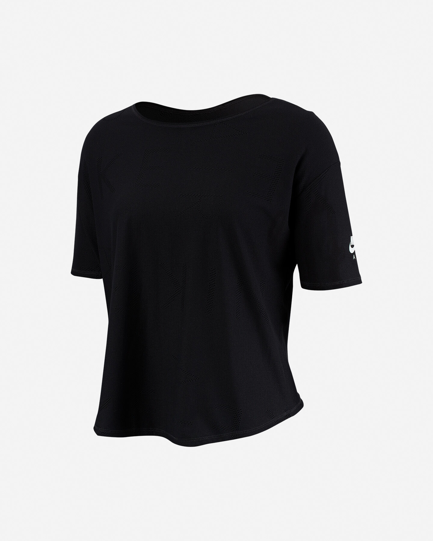 T-Shirt running NIKE AIR TOP W S5073407 scatto 0