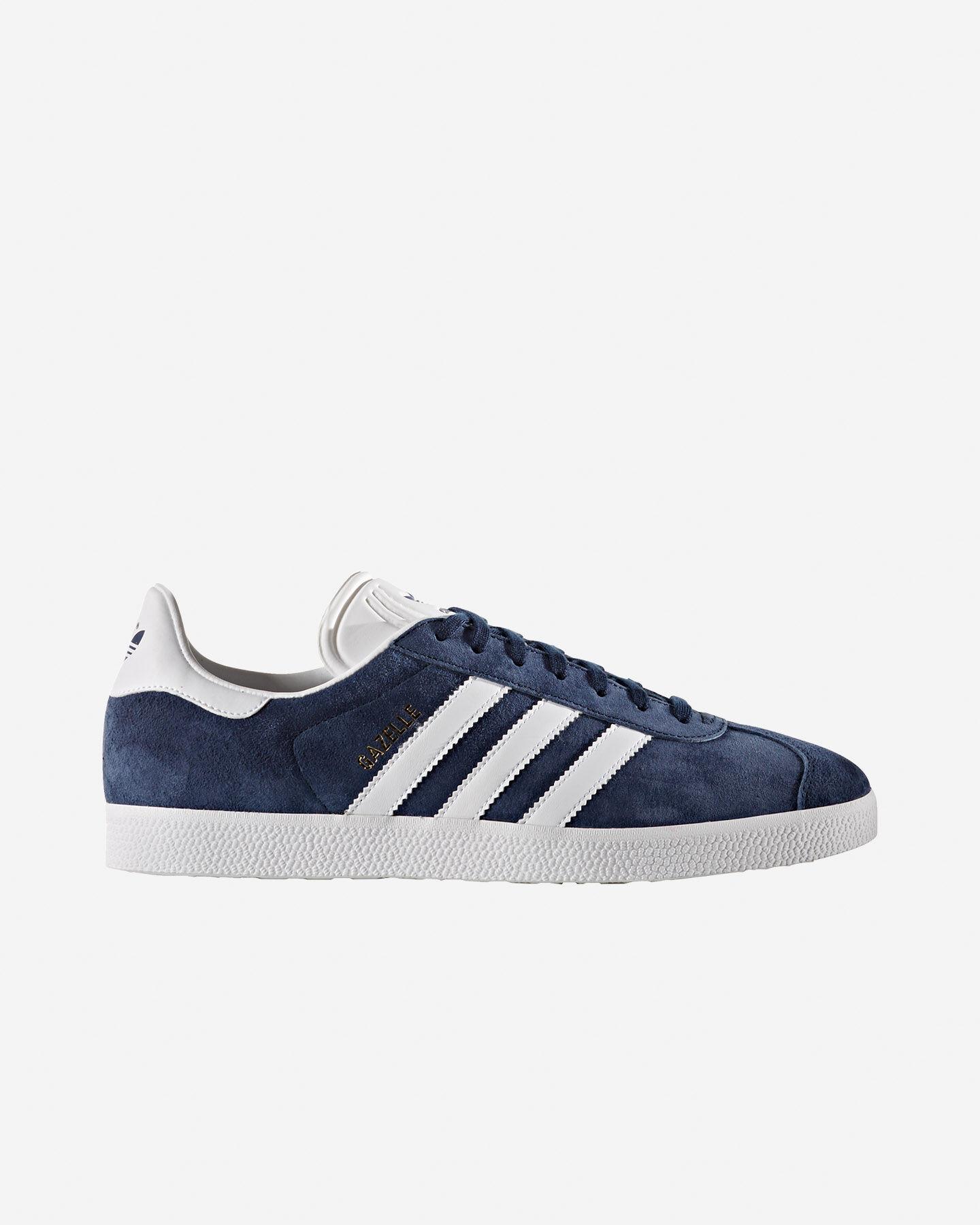 Scarpe sneakers ADIDAS GAZELLE M S4009336 scatto 0