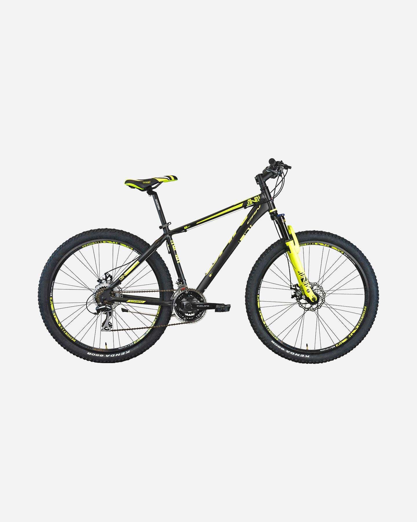 "Mountain bike CARNIELLI MOUNTAIN BIKE 27.5"" 21V M S4047623 scatto 0"