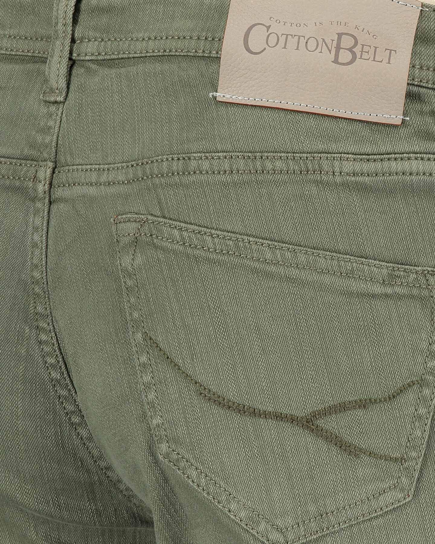 Jeans COTTON BELT 5TS SLIM M S5182783 scatto 4