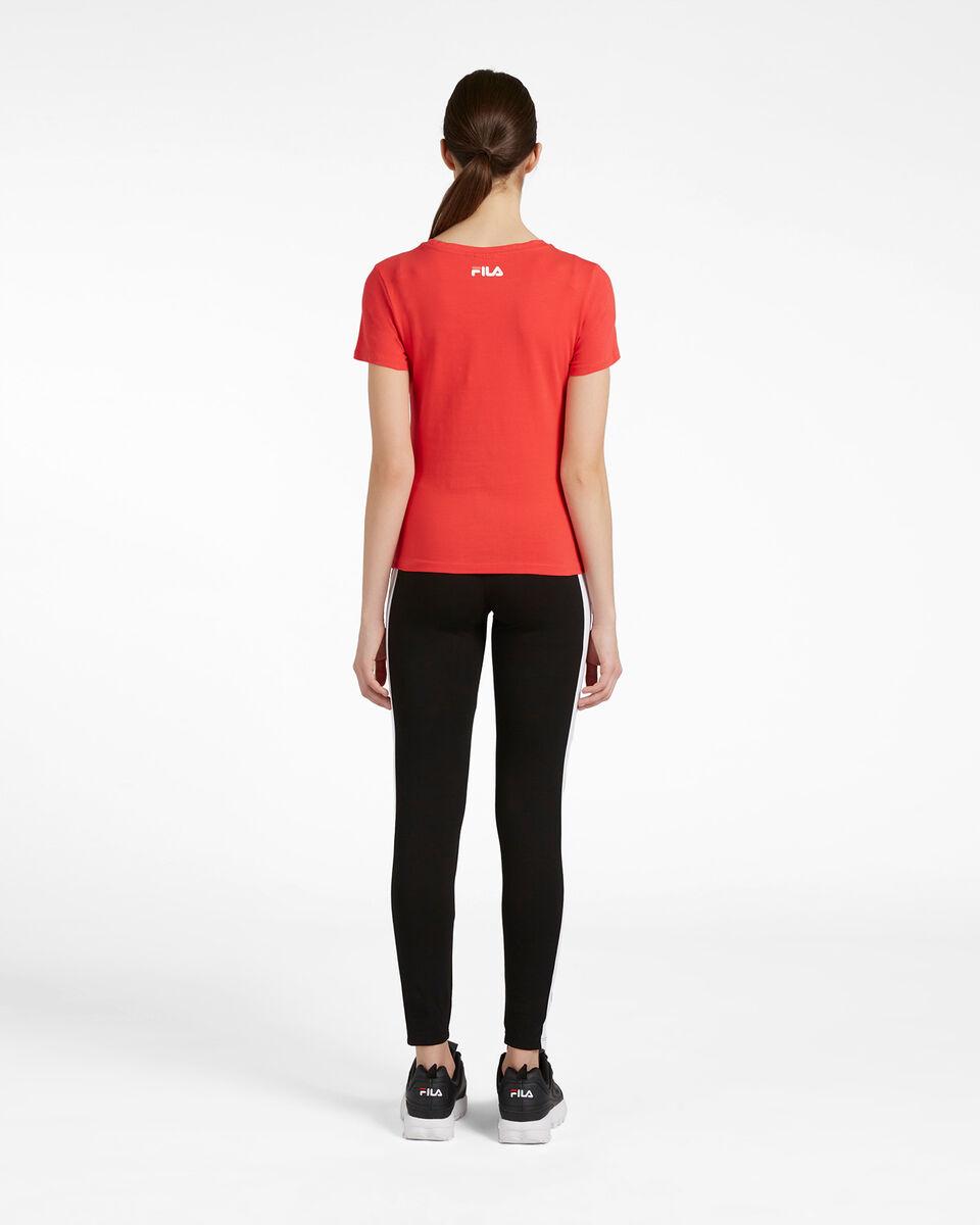 T-Shirt FILA REGULAR COLOR BLOCK W S4089715 scatto 2
