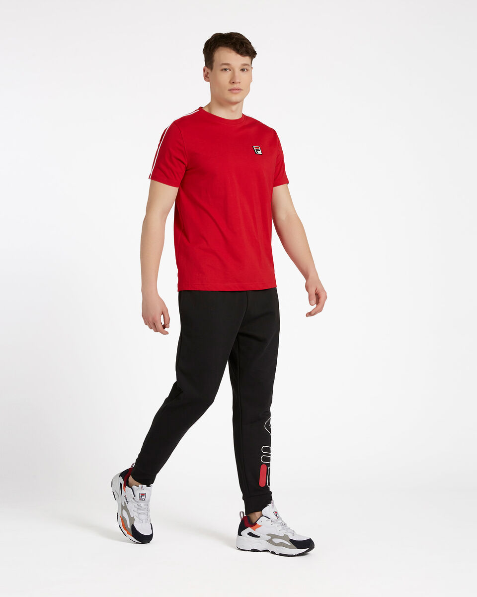 T-Shirt FILA BOX M S4088188 scatto 3