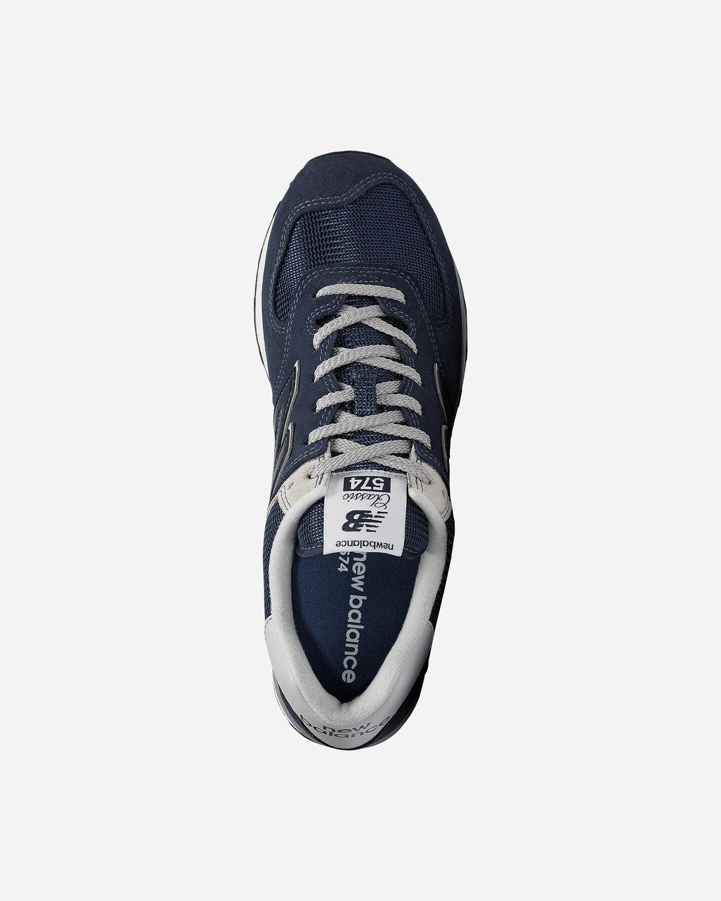 Scarpe sneakers NEW BALANCE 574 M S4040048 scatto 2