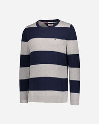 MAGLIONI uomo TOMMY HILFIGER CONTRAST STRIPES GC M