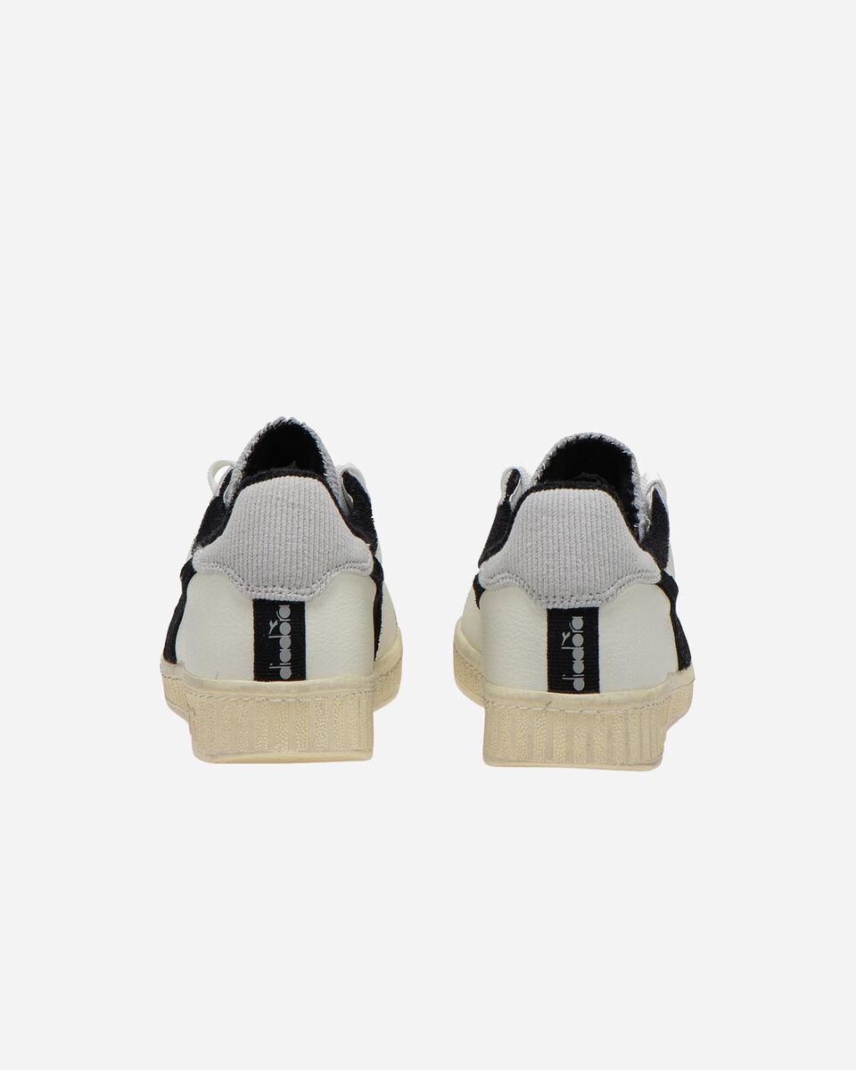 Scarpe sneakers DIADORA GAME L LOW USED M S5083816 scatto 4