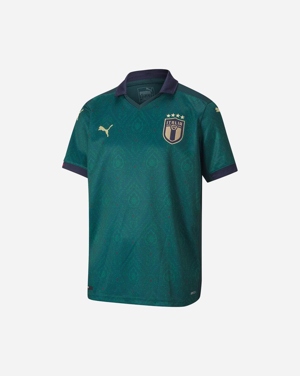 Maglia calcio PUMA ITALIA FIGC THIRD JR S5172832 scatto 0