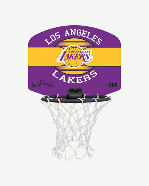 Canestro tabellone basket SPALDING LOS ANGELES LAKERS