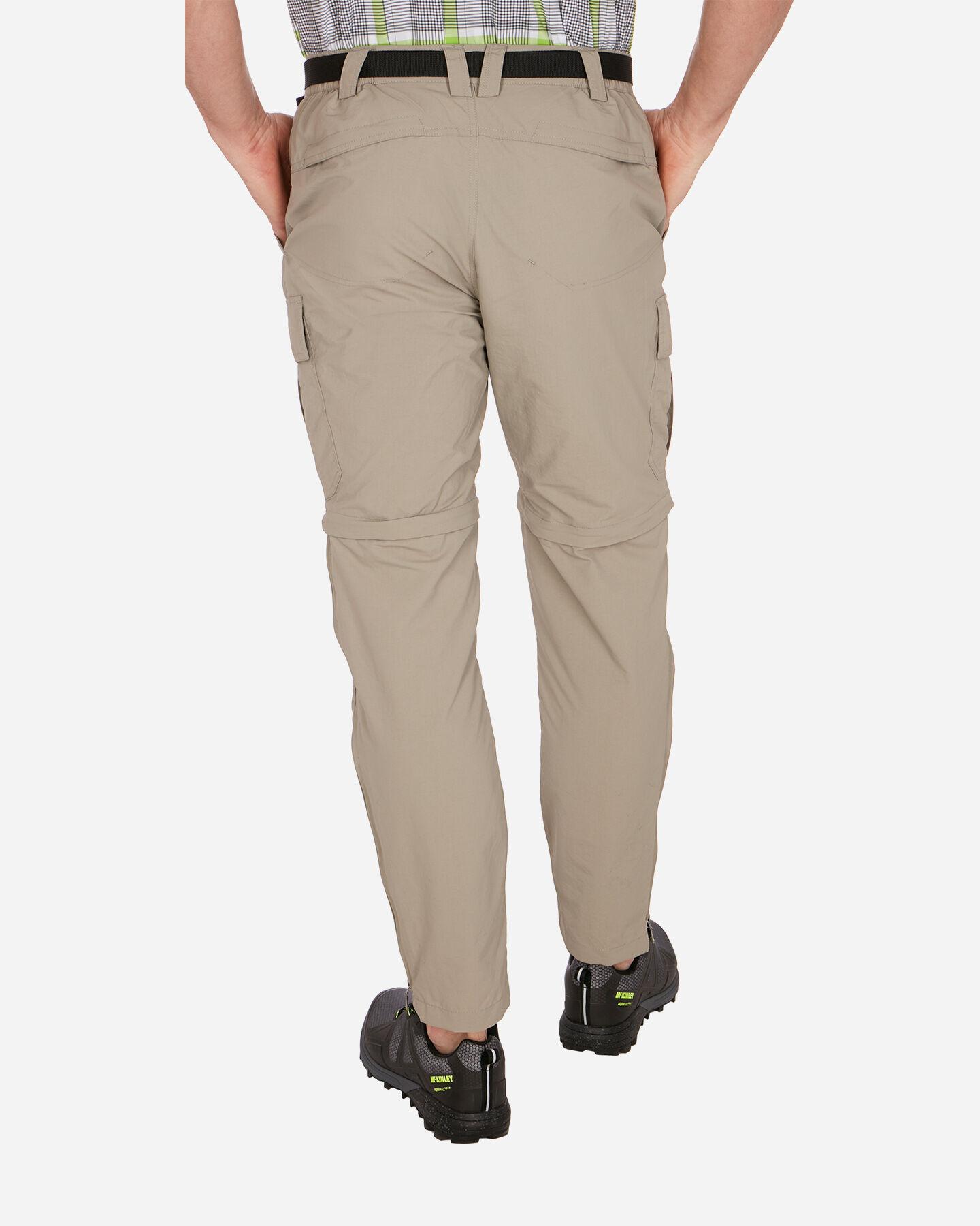 Pantalone outdoor MCKINLEY MAMITE GREY M S2004294 scatto 2