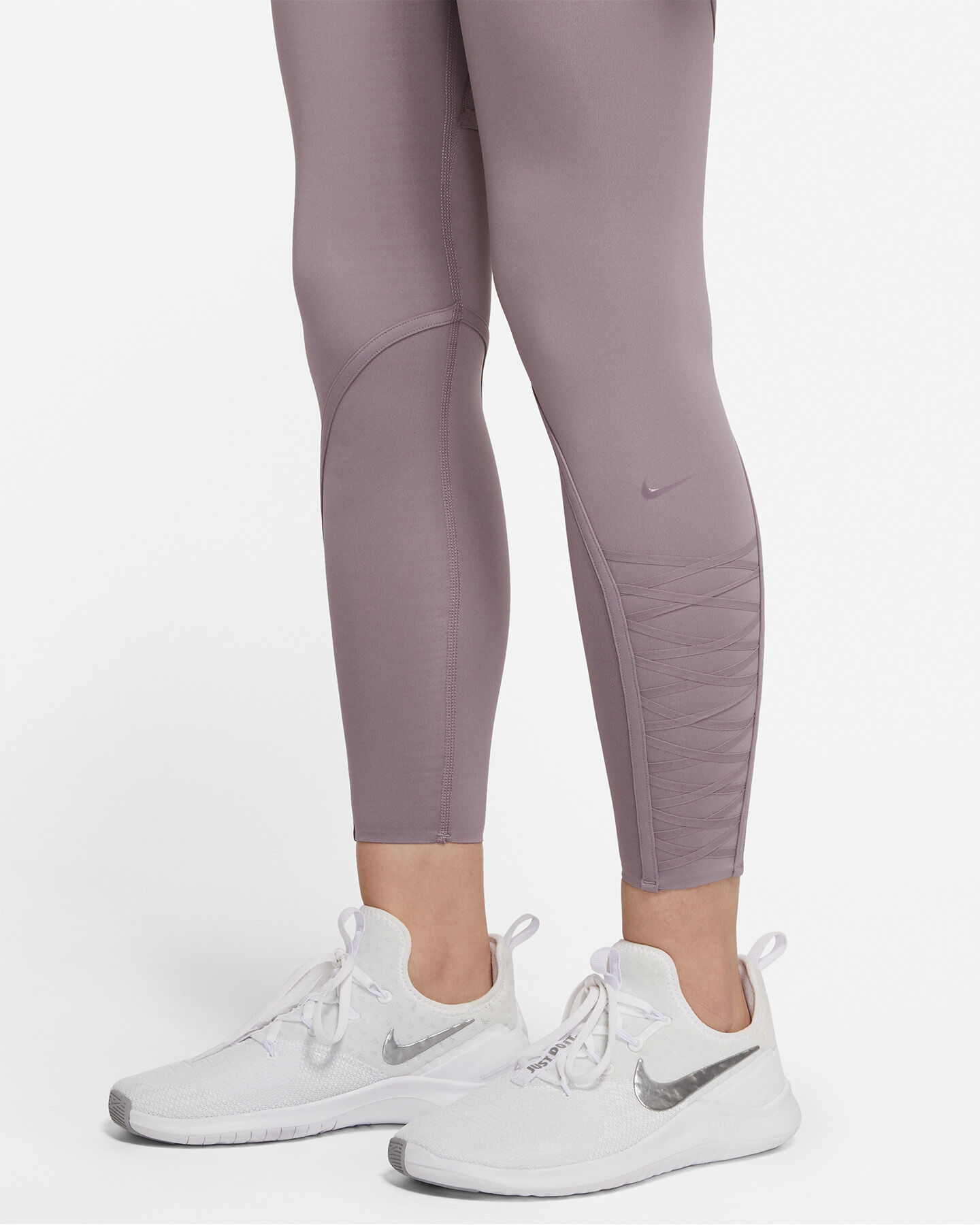 Leggings NIKE ONE LUX 7/8 W S5270517 scatto 4
