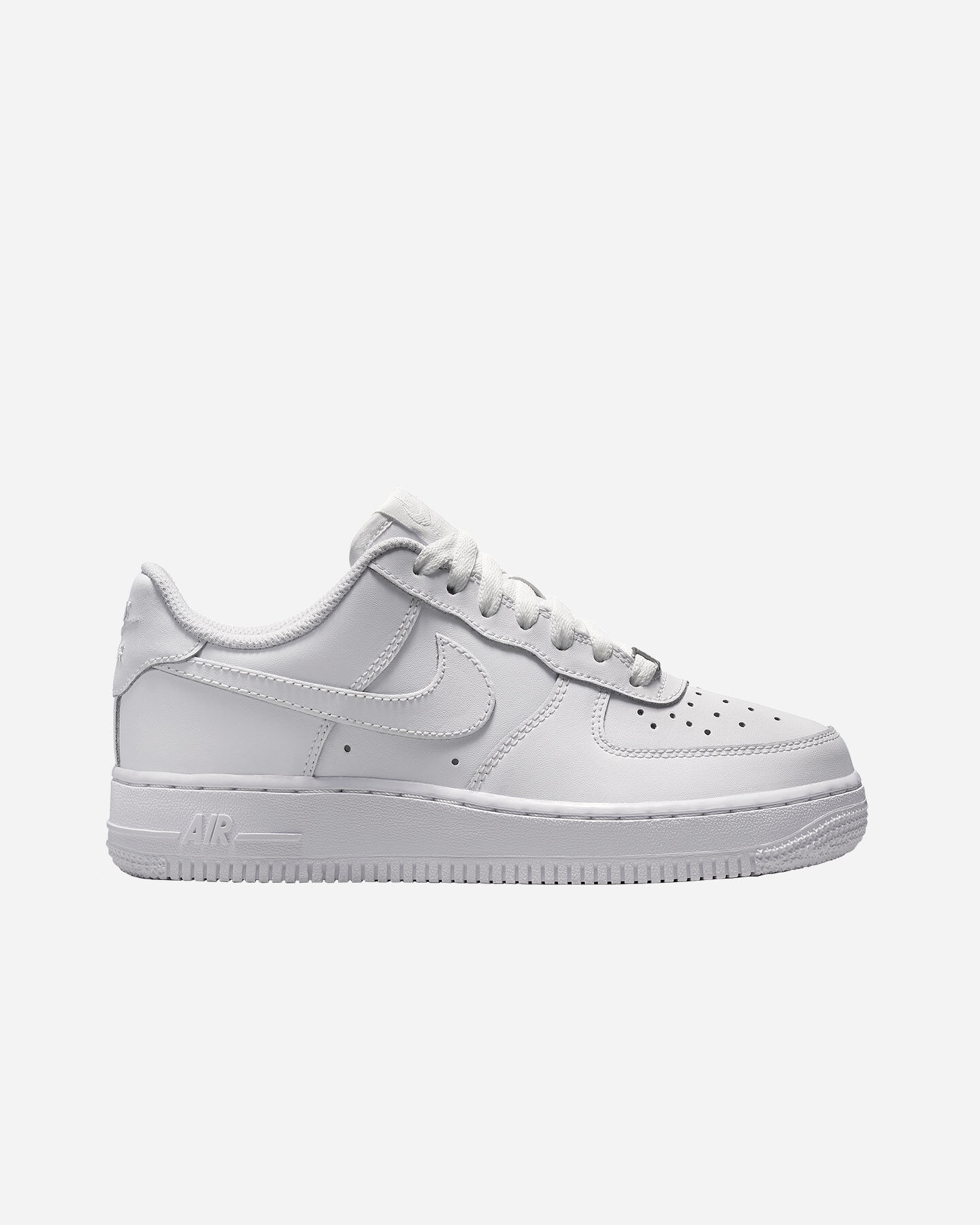 Scarpe sneakers NIKE AIR FORCE 1 JR GS S1261167 scatto 0