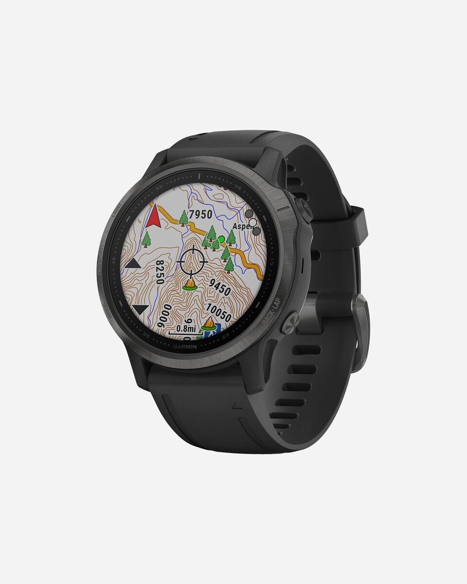 Orologio multifunzione GARMIN FENIX 6S SAPPHIRE S4076555 25 UNI scatto 2