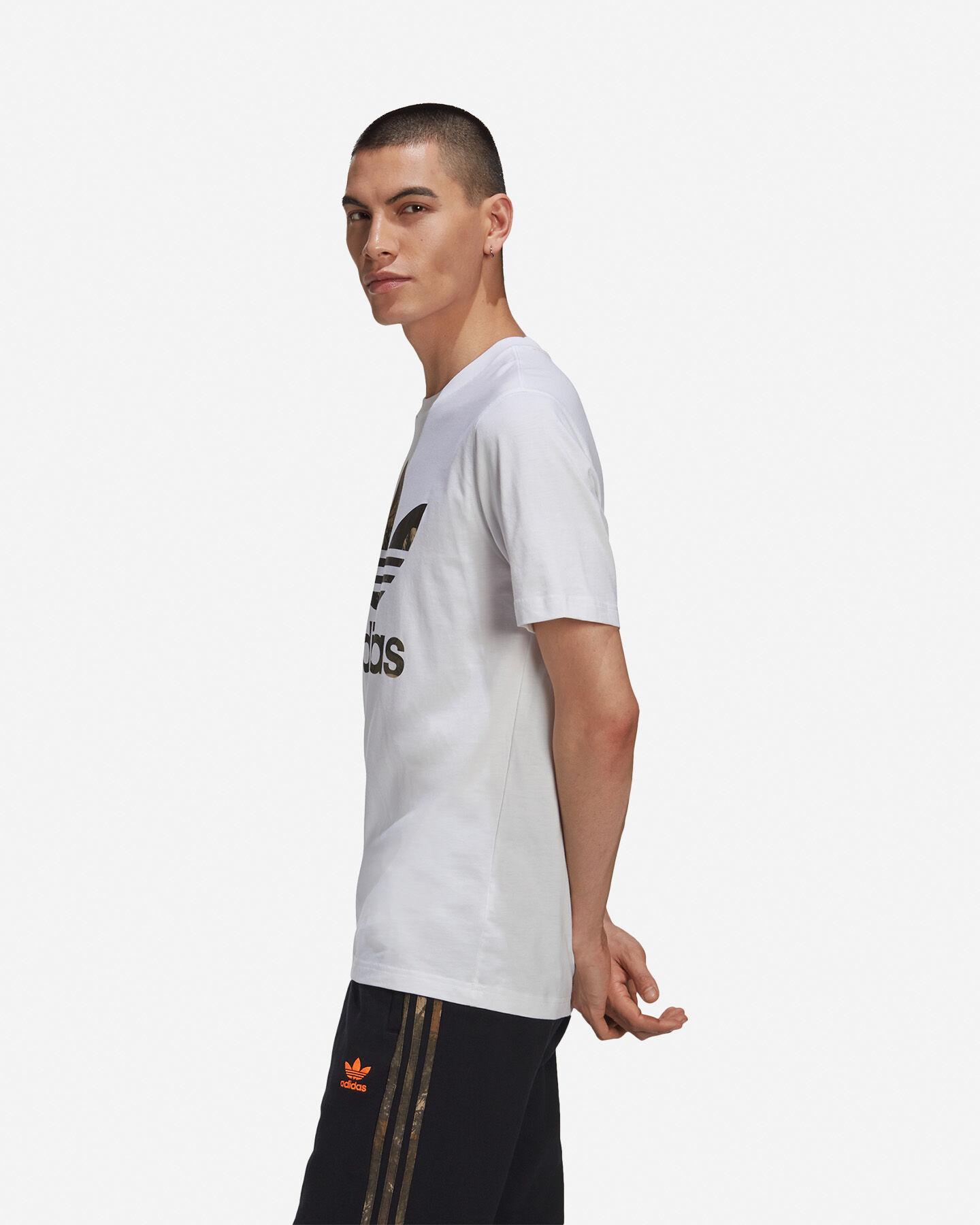 T-Shirt ADIDAS CAMO TREFOIL M S5210679 scatto 3