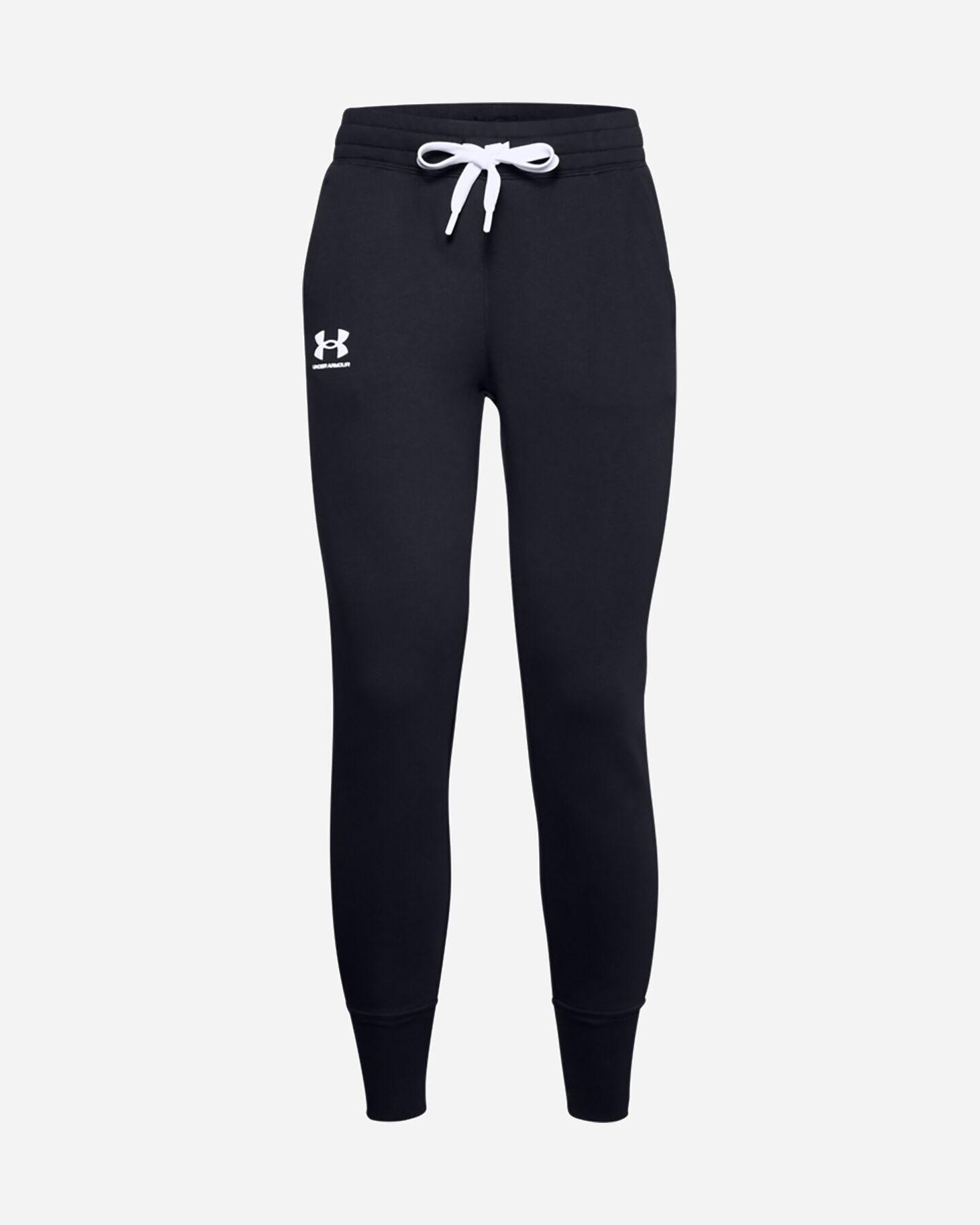 Pantalone UNDER ARMOUR RIVAL FLEECE W S5229266 scatto 0