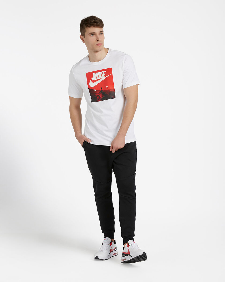 T-Shirt NIKE AIR PHOTO M S5164801 scatto 1