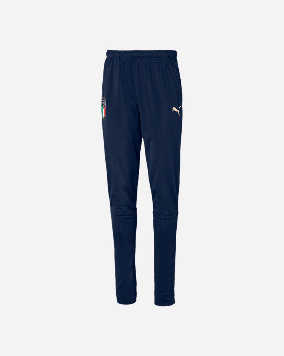 Abbigliamento calcio PUMA ITALIA TRAINING JR S5172842 scatto 0