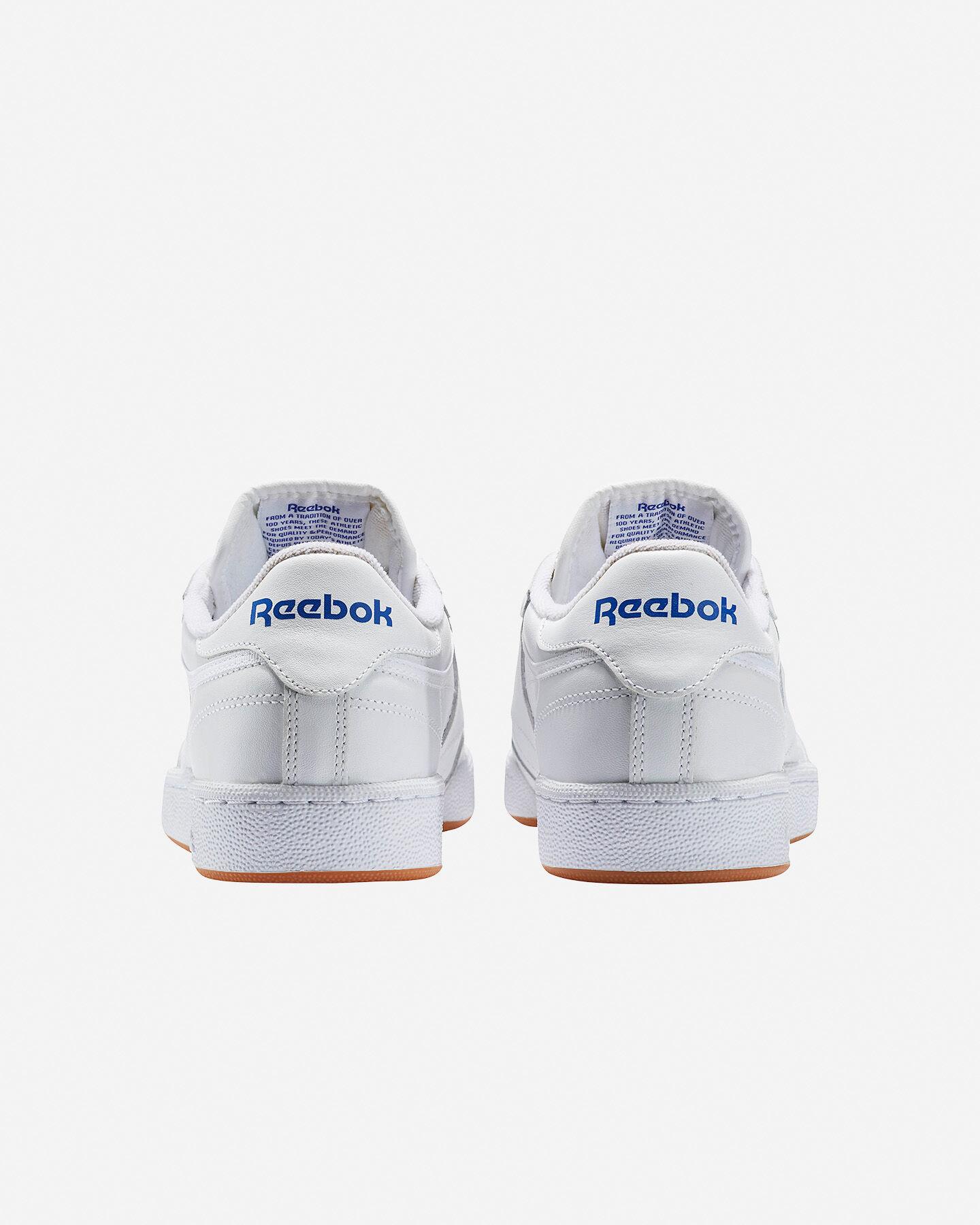 Scarpe sneakers REEBOK CLUB C 85 M S4034170 scatto 4