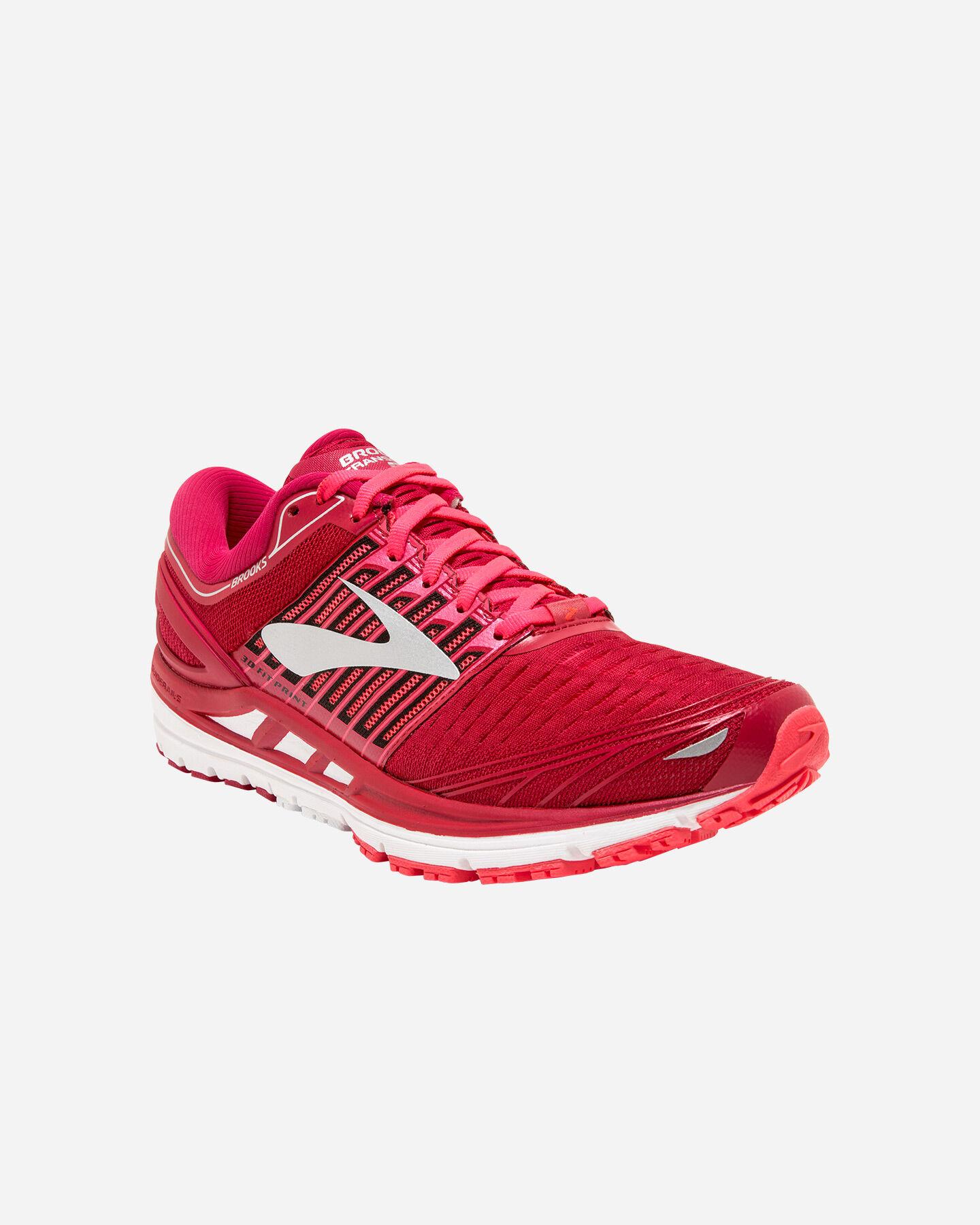Cisalfa 5 Transcend Brooks W Su Sport Scarpe 1202631b699 Running fAq0Rw5q