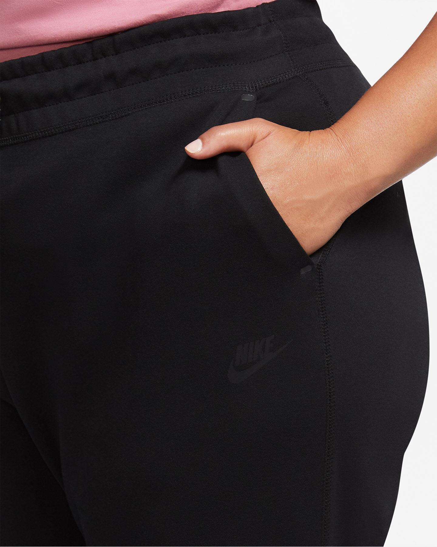 Pantalone NIKE TECH FLEECCE W S5223407 scatto 4
