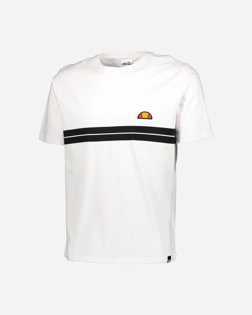 T-Shirt ELLESSE STRIPES M S4088418 scatto 5