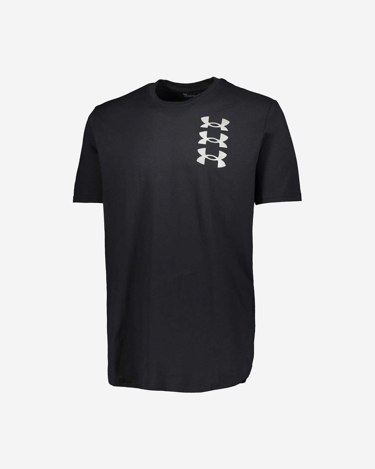 T-Shirt training UNDER ARMOUR TRIPLE STACK LOGO M S5229682 scatto 0