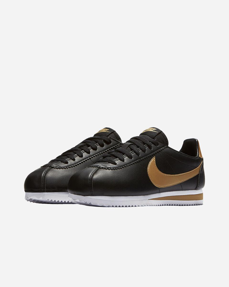 Scarpe sneakers NIKE CLASSIC CORTEZ W S4019440 scatto 1